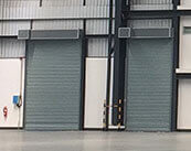 Insualted Roller Shutters