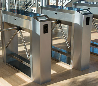 Turnstile Installations