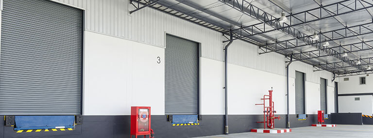 Commercial and Industrial Shutter Installations